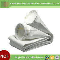 Polyester woven filter bag/Pulse jet bag for cement ball mill