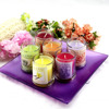 multi colour SPA fragrance pillar candle manufacture, oil scented candle