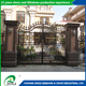 Wrought iron door main gate/ gate grill design novelty products chinese