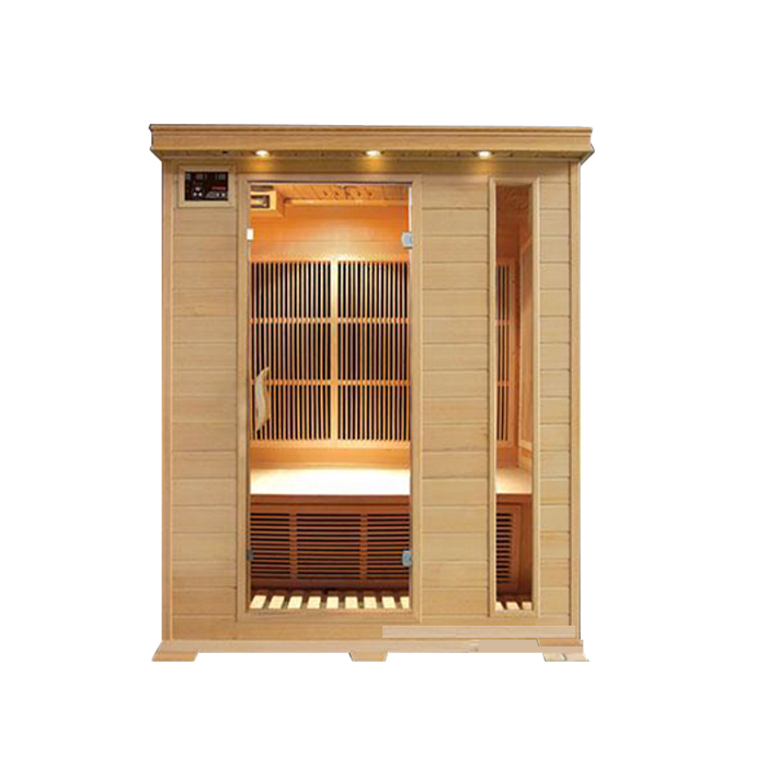 New design far infrared sauna steam generator controller