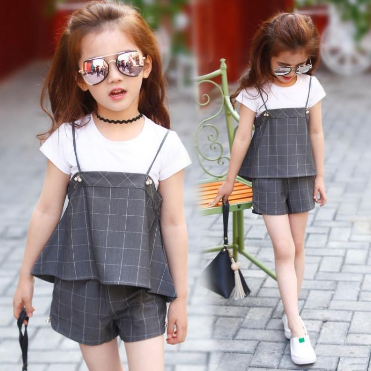 Kids summer beach fashion