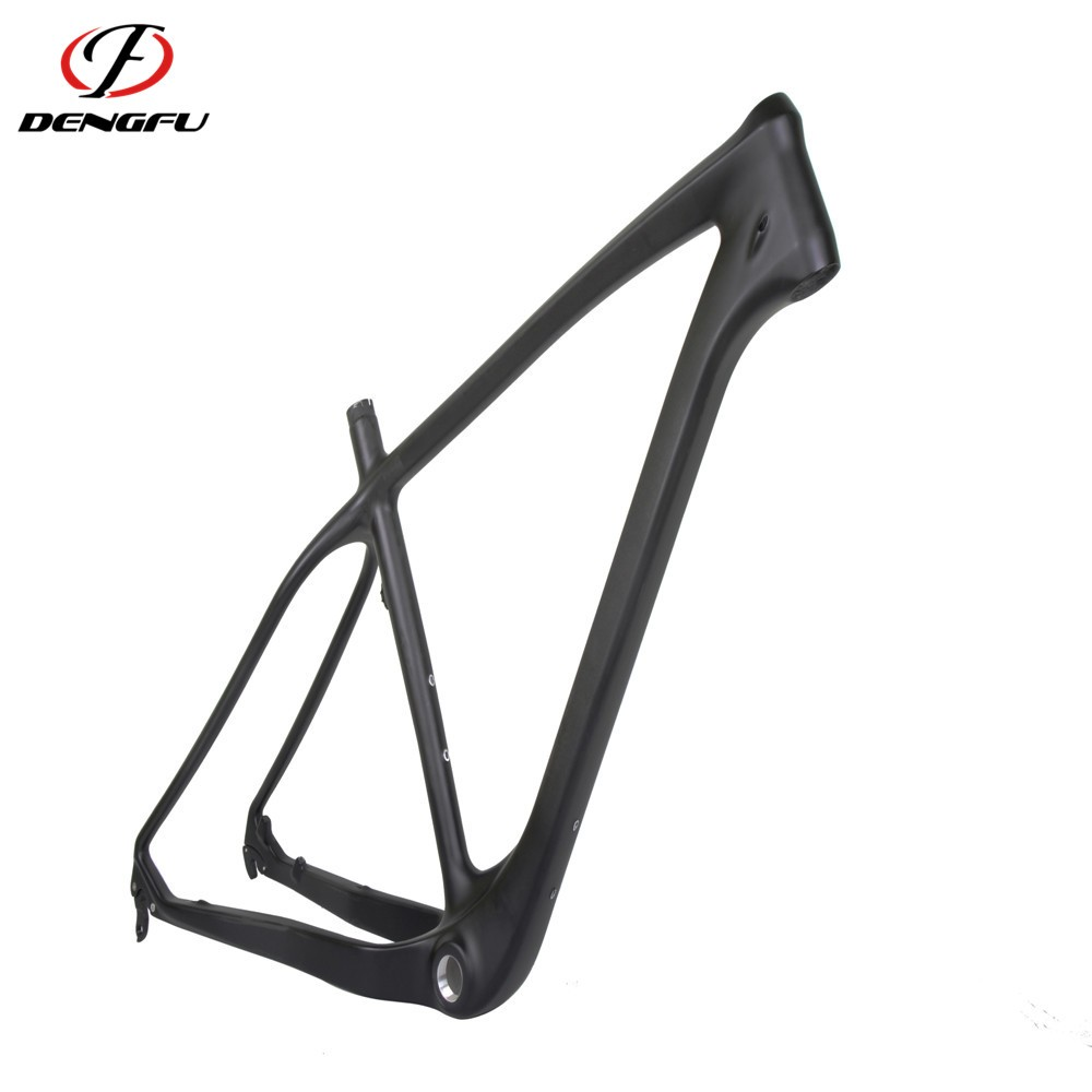 Dengfu Fm191 Chinese Full Carbon Fat Bike Frame 26er Snow Bicycle ...