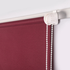 38mm Heavy Duty Outdoor Sun Protection Fabric Roller Blind Mechanism