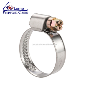 Stainless Steel Germany Type High Quality Hose Clamp Hose Clip