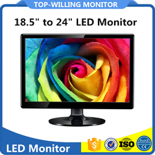 On Stock 19 inch Wide LED Monitor 1440x900 Resolution LED TV
