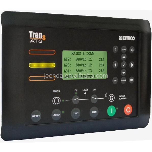 Controller Trans-ATS Automatic Gen-Set Controllers