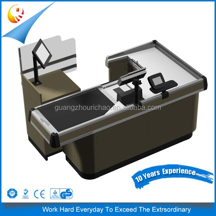 Wholesale New design and modern shop counter design for grocery ...