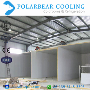 walk in cooler foam panels pu polyurethane sandwich panels