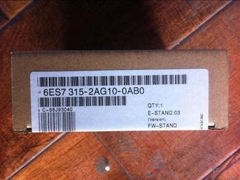 NEWORIGINAL 6ES7 315 2AG10 0AB0 PLC MODULE 6ES7315 FOR SIE