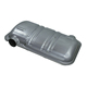 Renault Safrane 409 Stainless Steel Exhaust Center Stamped Box Muffler