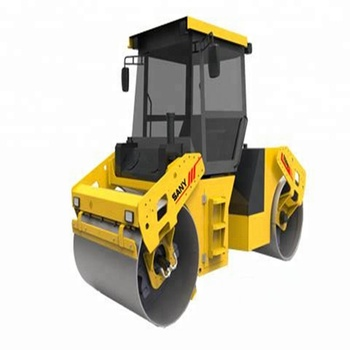 SANY STR30C-6 3Ton Double Drum Vibratory Road Roller