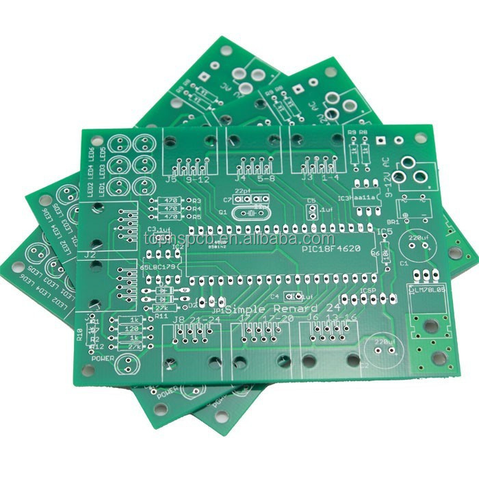 1 layer to 20 layer PCB for electronics products