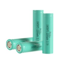 Hot selling PKCELL ICR18650 batteries li-ion rechargeable 3.7V 2200mAh 2600mAh 3000mAh Lithium Battery