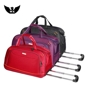 polyester 1680D nylon duffel bag with EVA 3 pcs set
