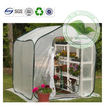 Faible Coût Mini Transparent Pvc Serre De Jardin Pour Fleur - Buy ...