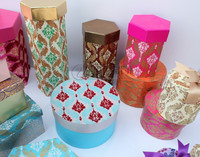 Indian handmade Paper Gift Boxes