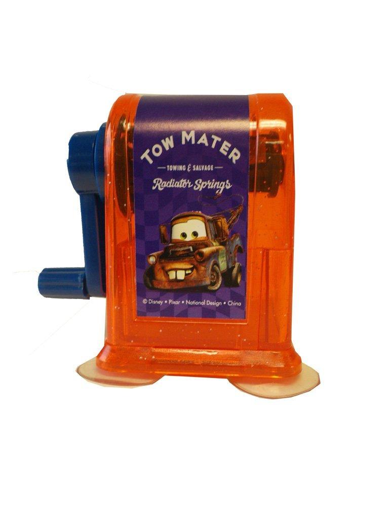 Disney Pixar Cars Hand Crank Pencil Sharpener [Toy]