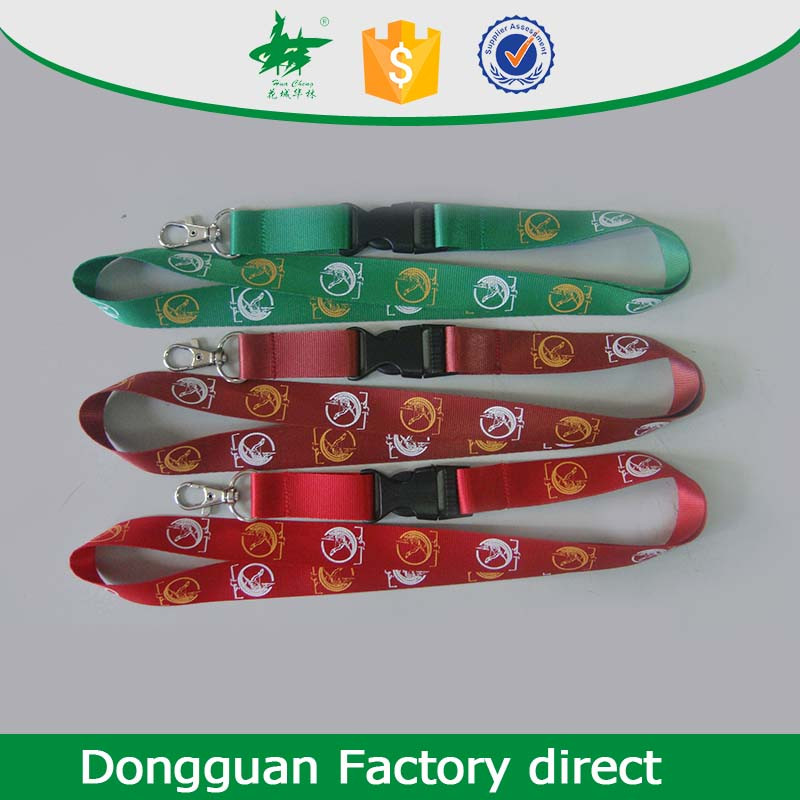 Factory direct supplier heat transfer id card lanyard Manufacturer in China