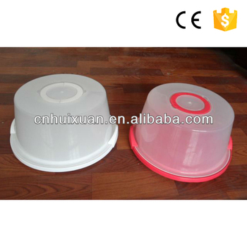 Plastic Reusable Large Round Cake Containers Buy Plastic Reusable