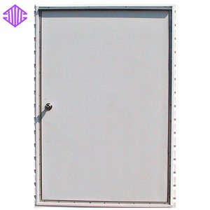 aluminum shed door China suppliers