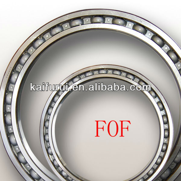 deep groove ball bearings 61880 bearing with big sizes Thin bearing