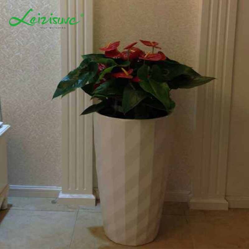 Delicieux Large Glazed Ceramic Garden Pots,Hydroponic Systems Plastic Flower Pot,Tall  Decorative Indoor Or Outdoor Flower Pots   Buy Hydroponic Systems,Plastic  ...