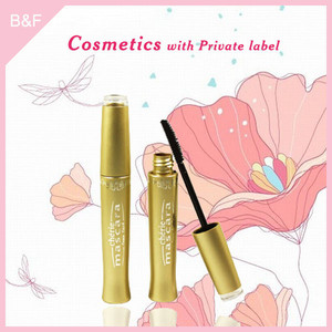 New arrival Lashes mascara / organic waterproof mascara/ fiber lash mascara