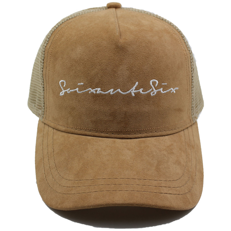 Custom Suede Snapback Trucker Hats Design Your Own Logo Country Trucker Hats