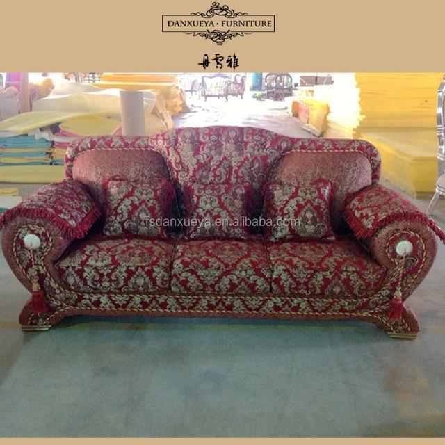 Arab Style Good Quality Fabric Sofa 3028#