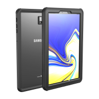 For Samsung Galaxy Tab A 10.1 T580 T858 Shockproof Waterproof Case with Kickstand