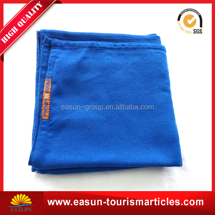 good quality modacrylic airline blanket