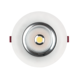 New design dimmable 15W 10W wall recessed Aluminum led down light