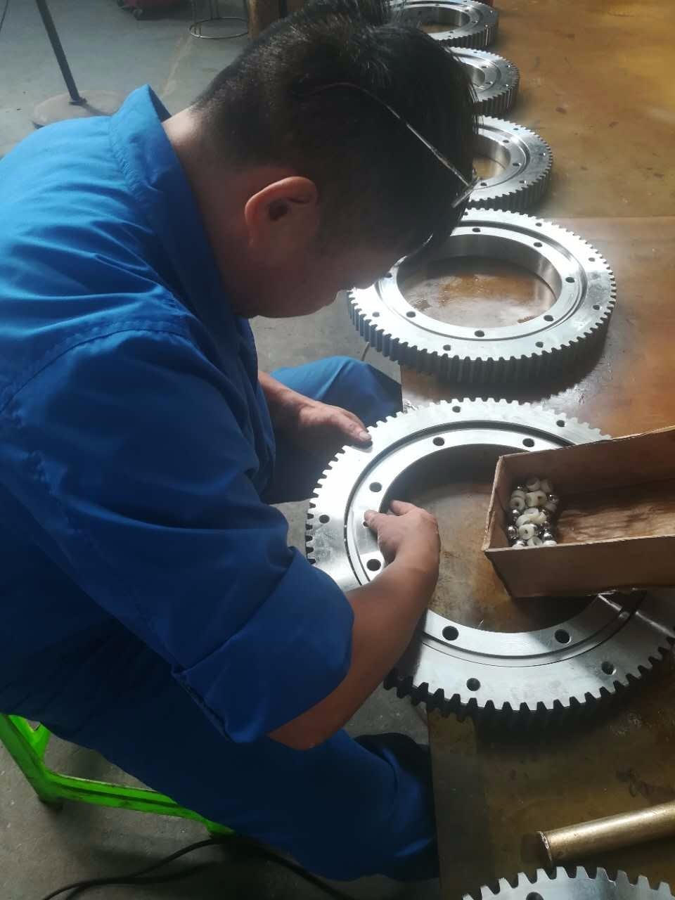 Slewing Bearing For Tool,For Attachment For Galperti Tech - Buy Turntable  Bearing,Tool,Attachment Product on Alibaba com