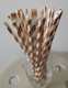 Good quality Edible paper drinking straws