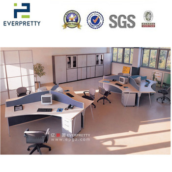 4 person workstation furniture computer table models with prices rh alibaba com Four-Man Workstation Small 4 Person Workstation