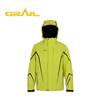 New arrival modern design fashion active mens waterproof oem hardshell ski jacket
