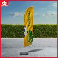Christmas garden flag stand flag pole
