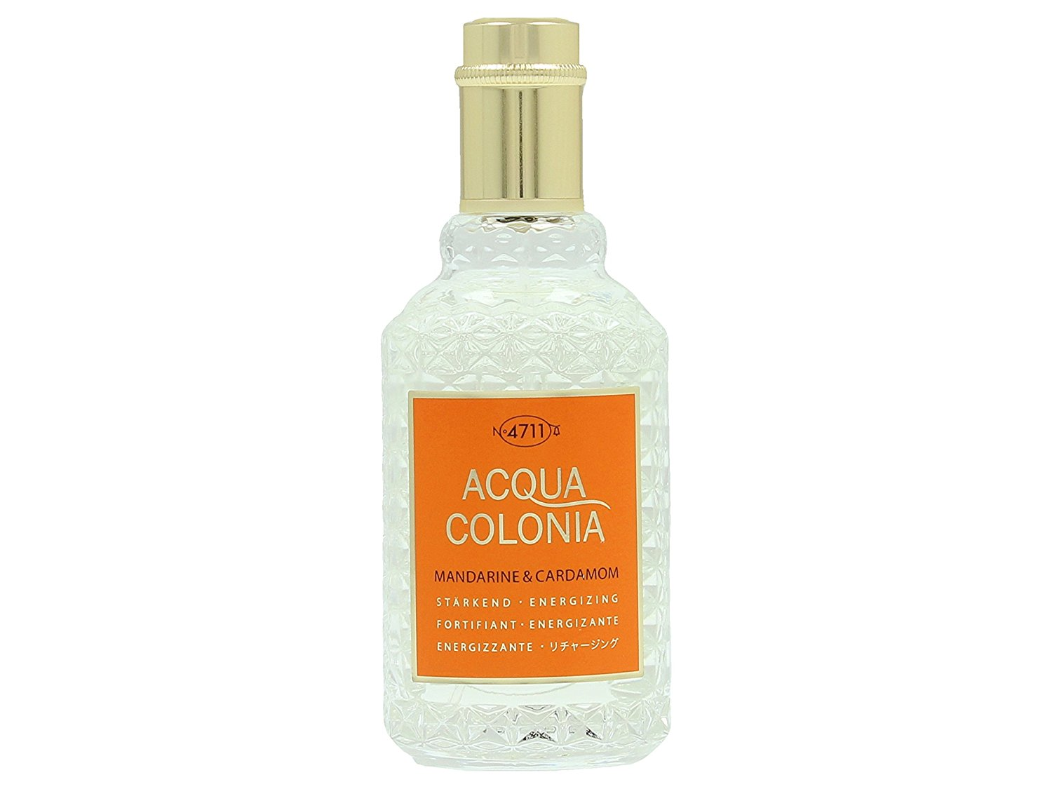 4711 Acqua Colonia Mandarine and Cardamom Eau de Cologne Spray for Women, 1.7 Ounce