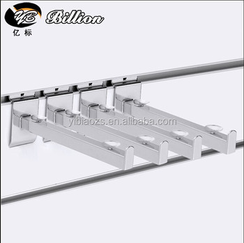 Supermarket Metal Slatwall Hook Glass Fitting Glass Bracket Shelf - Buy  Glass Bracket Shelf,Glass Fitting,Metal Slatwall Hook Product on Alibaba com