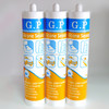 Exterior use, acetic cure silicone sealant