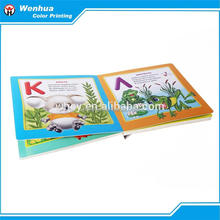 10 button sound mould Children board book/Music education child book printing