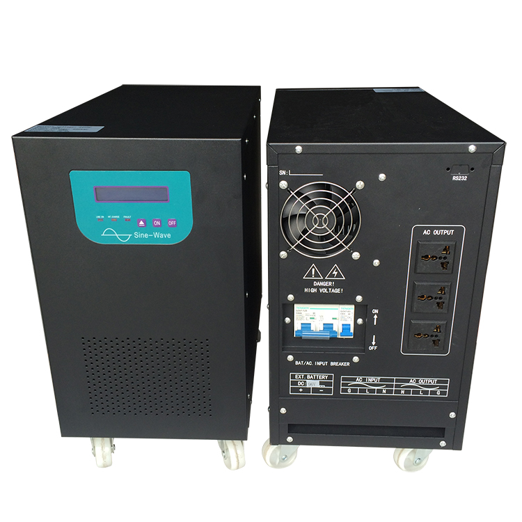 power inverter for solar system and wind system
