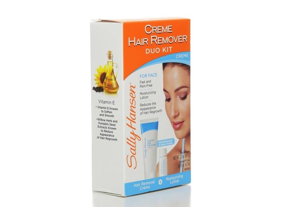 Sally Hansen Cream Hair Remover Kit (2.0 OZ)