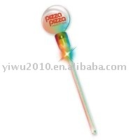 Promotional Barware & Carafes,Light Up Stirrers - Rainbow