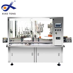 Automatic thc cartridge cbd oil filling machine