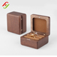 Customized Ring Organizer Wooden Box Jewelry Display Boxes Keepsake Gift Box