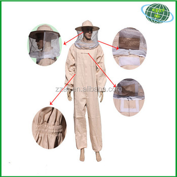 Various style bee suit/bee jackets/bee protective clothing for beekeepers