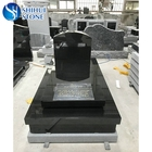 Cemetery Headstone Price For Poland Granite Monument With Better Design