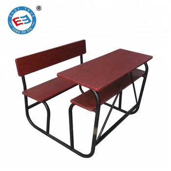 Merveilleux College School Desk And Bench Study Table And Chair Set Double Seat School  Furniture For 2 Students   Buy School Desk And Bench,Double Student Desk ...