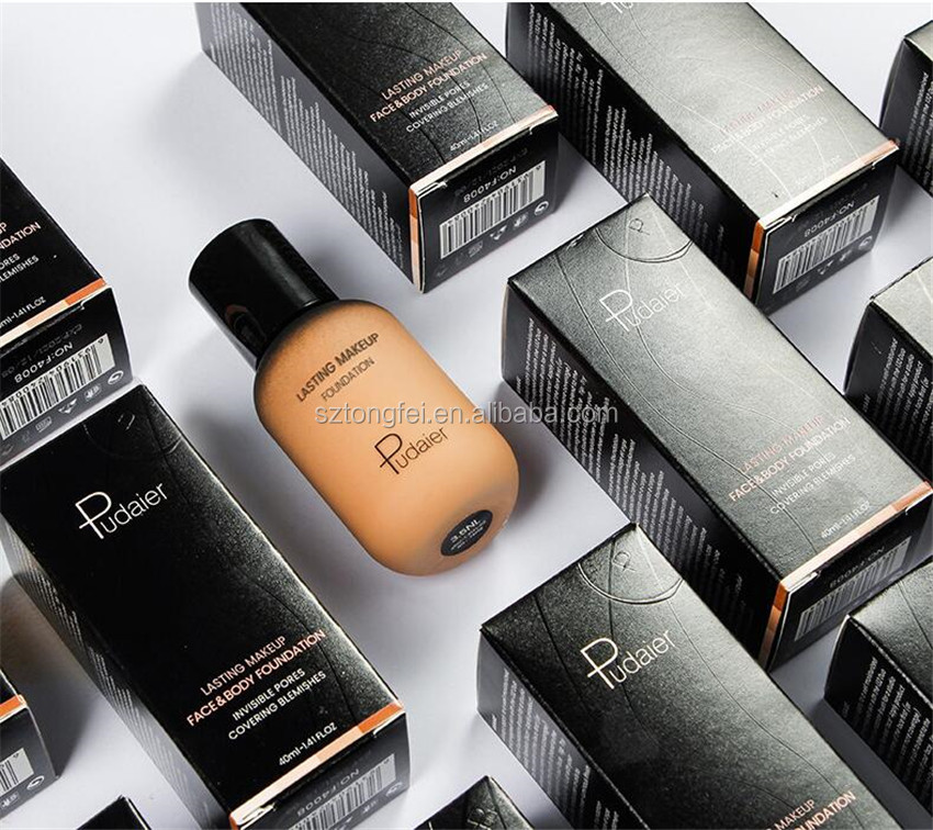 Pudaier Gezicht Eye Foundation Blok Defect Vloeibare Highlight Contour Vloeibare Stick Up Natrual Vloeibare